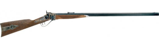 """Cimarron AS200 1874 Rifle From Down Under .45-70 34""""OCT. CC/BLUED"""