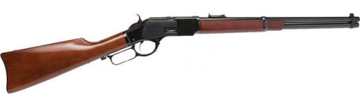 "Cimarron CA2050AS1 1873 Carbine .44RM 19"" Blued Walnut"