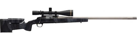 Browning 035426288 Xbolt Target 28NOS Fluted BBL Muzzle