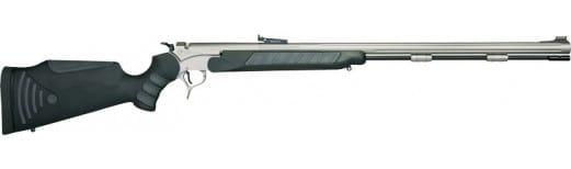"T/C Arms 28205722 Pro Hunter XT B/O 50 28"" Endeavor FO Black Synthetic Stock"