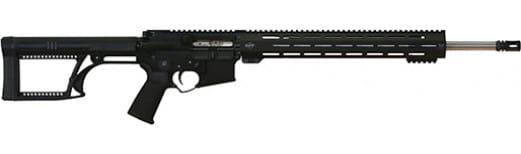 "Alex Pro Firearms RI053M .22 Nosler 22"" Stainless Barrel Luth-AR MBA2 Stock Varmint"