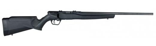 Savage Arms B17FV 17HMR Rifle, 21in Barrel HB Synthetic Black 10rd Rotary Magazine - SAV 70801