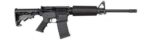 Bear Creek Arsenal AR-15 Rifle, .300 Blackout, Flat Top and Hard Case