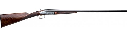 "Fair FR-ISPR-2828 Iside Prestige S/S 28GA. 28""SR CT-5 SIL/BLUED Walnut Shotgun"