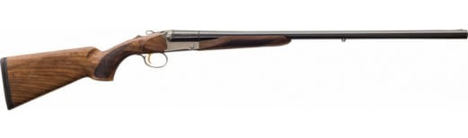 "Charles Daly 930.093 Daly SXS 528 26"" Extractor Blued Walnut Shotgun"