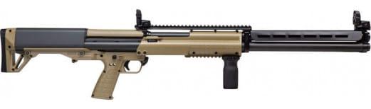 "Kel-Tec KSG25TAN KSG-25 Shotgun 12GA. 3"" 25-SHOT 30.5"" Cylinder TAN Shotgun"