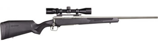 Savage Arms 57300 110 Apex Hunter XP .223 3-9x40 MATTE/BLK Ergo Adjustable LOP