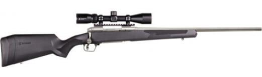 Savage Arms 57312 110 Apex Hunter XP .270 3-9x40 MATTE/BLK Ergo Adjustable LOP