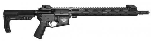 "Civilian Force Arms 010117YH Hagos-15 AR-15 Semi-Auto .223/5.56 NATO 16"" 30+1 6-Position Hard Coat Anodized"