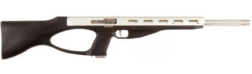 """Excel EA57102 Accelerator Rifle MR-5.7 Semi-Auto 5.7mmX28mm 18"""" 9+1 Silver"""