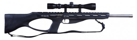 """Excel EA57106 Accelerator Rifle MR-5.7 Semi-Auto 5.7mmX28mm 18"""" 9+1 Black Stainless Steel"""