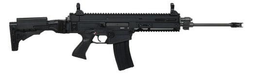 "CZ 08520 805 Bren S1 Carbine Semi-Auto .223/5.56 NATO 16.2"" 30+1 Adjustable Folding Stock Black"
