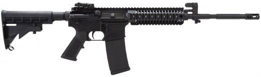 """Colt LE6940 AR-15 Carbine SA 223/5.56 16.1"""" 30+1 4-Pos Stock Black"""