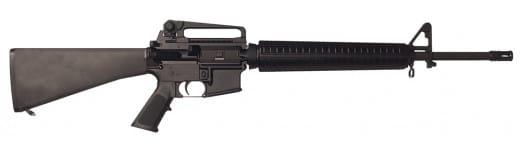 "Bushmaster 90325 XM-15 AR-15 Target SA 223/5.56 NATO 20"" 30+1 Black"