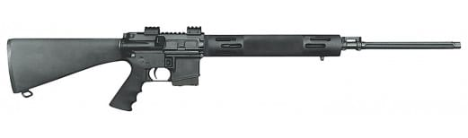 """Bushmaster 90641 Vaminter Rifle Semi-Auto .223/5.56 NATO 24"""" 5+1 A2 Black"""
