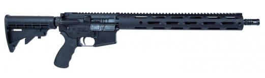 "Radical Firearms FR16458SOC15 AR-15 FHR Semi-Auto 458 SOCOM 16"" W / One 10 Round Magazine, MBA-2 Hard Coat Anodized"