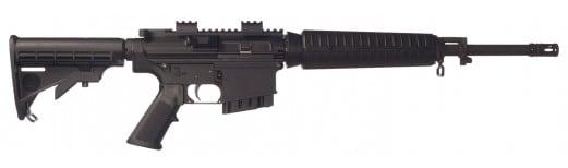 """Bushmaster 90702 XM-10 Gen 1 Semi-Auto 308 Winchester/7.62 NATO 16"""" 30+1 6-Position Black"""