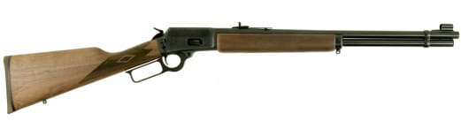 "Marlin 70445 1894 Walnut Stock Lever 45 Colt (LC) 20"" 10+1 Black Walnut Stock Blued"