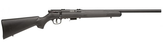 "Savage 26724 Mark II FV Bolt 17 Mach2 21"" 5+1 Blued"