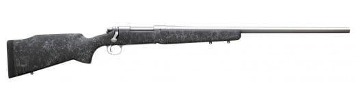 "Remington Firearms 85625 700 Long Range Bolt 300 RUM 26"" 3+1 Bell & Carlson Black w/Gray Spiderweb Stock Stainless"