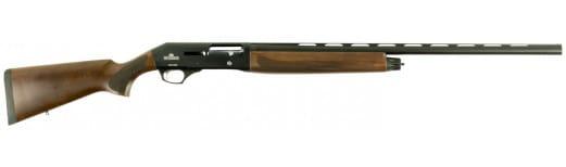 "Dickinson 212W26 212 Semi-Auto 12GA 26"" 3"" Wood Stock Black"