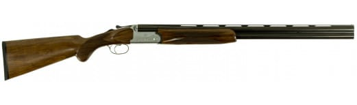 "Barrett Sovereign 91628 Rutherford Over/Under 16 Gauge 28"" 3"" Walnut Stock Engraved Steel Rcvr/Blued Barrel"