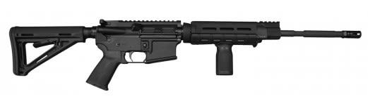 """Civilian Force Arms 010117ME Xena-15 Gen2.1 Semi-Auto .223/5.56 NATO 16"""" 30+1 6-Position Hard Coat Anodized"""