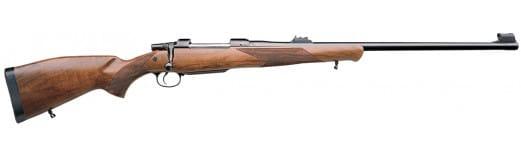 "CZ 04200 CZ 550 Safari Magnum Bolt 375 H&H Mag 25"" 5+1 Turkish Walnut Stock Blued"