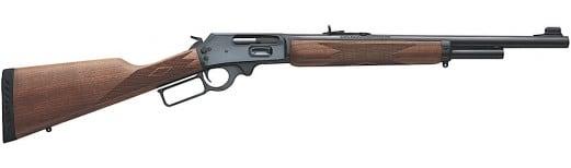"Marlin 70462 1895 Guide Gun Lever 45-70 Government 18.5"" 4+1 Black Walnut Stock Blued"