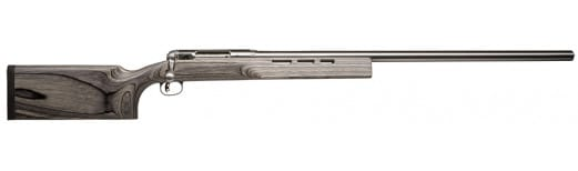 """Savage 18533 12 F Class Bolt 6mm Norma Bench Rest 30"""" 1 Laminate Gray Stock Stainless Steel"""