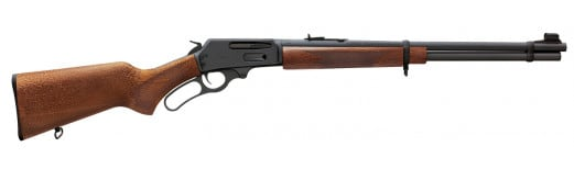 "Marlin 70520 336 Lever 30-30 Win 20"" 6+1 Walnut Stock Blued"