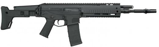 "Bushmaster 90704 ACR Enhanced Semi-Auto .223/5.56 NATO 16.5"" AAC FH 30+1 OR Folding Adjustable Black Nitride"