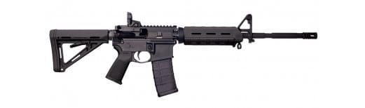 """Bushmaster 90291 XM-15 Carbine Semi-Auto .223/5.56 NATO 16"""" 30+1 Magpul MOE Black"""