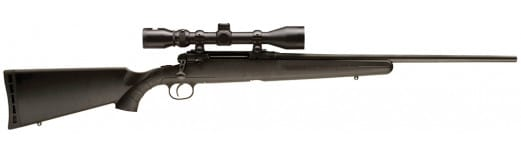 "Savage 19234 Axis XP with Scope Bolt 30-06 22"" 4+1 Blued"