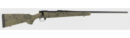 "Howa HHS62503 HS Precision Rifle Bolt 22"" 4+1 Synthetic HS Precision Green w/Black Web Stock Black"