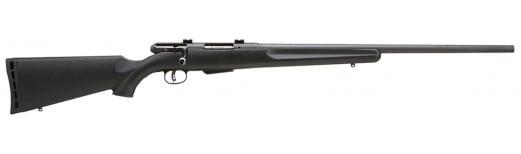 "Savage 19153 25 Walking Varminter Bolt 22 Hornet 22"" 4+1 Black"