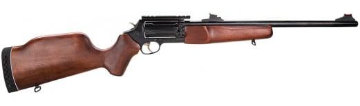 "Rossi SCJ4510 Circuit Judge DA/SA 45 Colt (LC)/410GA 18.5"" 5+1 Walnut Stock Blued"