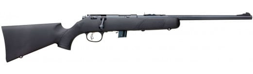 "Marlin 70691 XT-22YR Youth Bolt 22 Short/Long/Long Rifle 16.25"" 7+1, Single Shot Adapter Blued"