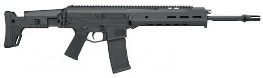"Bushmaster 90838 ACR Basic Folder Semi-Auto .223/5.56 NATO 16.5"" 30+1 OR Folding Adjustable Black"