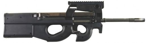 """FN 3848950440 PS90 Standard Semi-Auto 5.7mmX28mm 16"""" 10+1 Black"""
