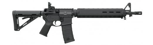 "Bushmaster 90829 XM-15 MOE Dissipator Semi-Auto .223/5.56 NATO 16"" 30+1 Magpul MOE Black"