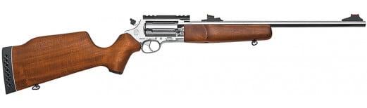 "Rossi SCJ4510SS Circuit Judge DA/SA 45 Colt (LC)/410GA 18.5"" 5+1 Hardwood Stock Stainless Steel"