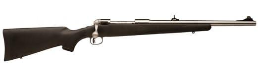 "Savage 19665 16/116 Alaskan Brush Hunter Bolt 375 Ruger 20"" 3+1 Stainless Steel"