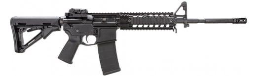 """Core 15 6408 Tac M4 AR-15 SA 223/5.56NATO 16"""" 30+1 MOE 6Pos Stock Black"""
