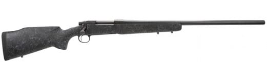 "Remington Firearms 84165 700 Long Range Bolt 300 RUM 26"" 3+1 Synthetic Black/Gray Stock Blued"
