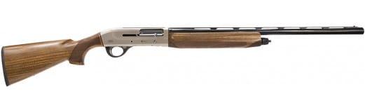 "Breda/Dickinson BRE08 Echo Semi-Auto 12GA 26"" 3"" Walnut Stock Nickel"