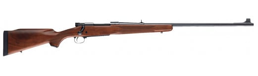"Winchester Guns 535205138 70 Alaskan Bolt 375 H&H Mag 25"" 3+1 Walnut Stock Blued"