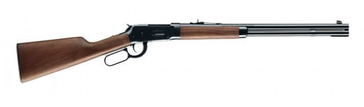 """Winchester Guns 534191117 94 Trails End Takedown Lever 38-55 Win 20"""" 6+1 Walnut Stock Blued"""