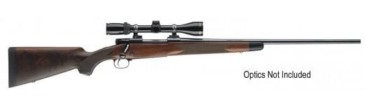 """Winchester Guns 535203236 70 Super Grade Bolt 338 Win Mag 26"""" 3+1 Grade IV/V Walnut Stock Blued High Polish"""