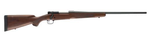 """Winchester Guns 535202236 70 Sporter Bolt 338 Win Mag 26"""" 5+1 Grade I Walnut Stock Blued"""